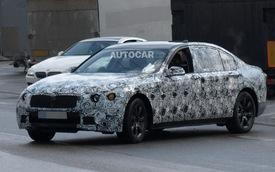 BMW 7-Series thế hệ mới sẽ siêu nhẹ