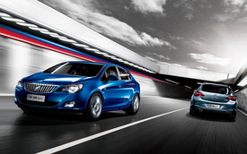 GM lập kỷ lục bán hàng mới tại Trung Quốc