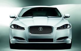 Jaguar XF 2014: Tinh chỉnh thiết kế, thêm động cơ diesel mới