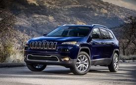 Công bố giá Jeep Cherokee 2014