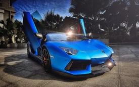 Tuyệt phẩm Lamborghini Aventador độ 900 mã lực của DMC