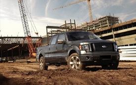 10 xe bán chạy nhất tại Mỹ trong tháng 5/2013
