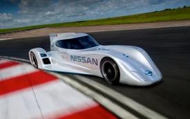 Nissan ZEOD RC: Xế đua xanh tại Le Mans