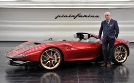 Pininfarina Sergio đã sẵn sàng xuất xưởng?