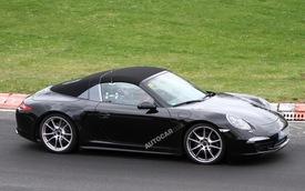 Porsche 911 Targa xuất hiện tại Nurburgring