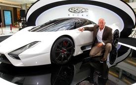 """Thêm chi tiết về """"kẻ thách thức"""" Bugatti Veyron"""