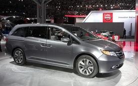 Honda Odyssey 2014 có giá từ 29.655 Đô la Mỹ