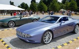 Ngắm cặp đôi Aston Martin độc tại Centennial Gathering