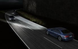 Hé lộ hình ảnh Audi A8 phiên bản nâng cấp