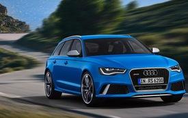 """Audi RS6 có thêm """"thuốc tăng lực"""" từ ABT Sportsline"""