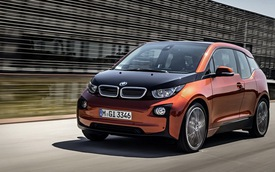 BMW i3 chính thức trình làng