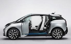 Rò rỉ hình ảnh của BMW i3 phiên bản sản xuất