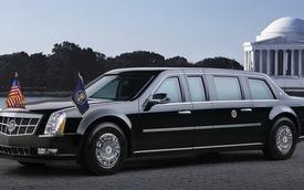 Tổng thống Obama sắp có xe bọc thép mới