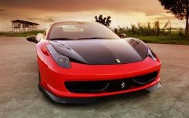 DMC trình làng xế độ Ferrari 458 Spider