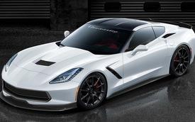 Corvette Stingray phiên bản siêu công suất