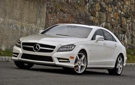 Mercedes-Benz CLS sắp được trang bị hộp số chín cấp