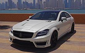 """Mercedes-Benz CLS500: Đã độ rồi còn """"bị"""" độ lại"""