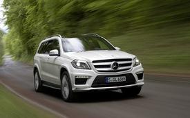 Mercedes-Benz phát triển GL Coupe