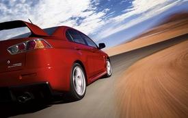 Mitsubishi Lancer Evolution thế hệ mới có công suất 500 mã lực