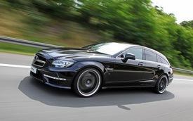 Mercedes-Benz CLS Shooting Brake độ siêu nhanh của VATH
