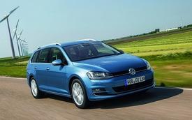 Volkswagen Golf Variant có thêm hệ thống truyền động bốn bánh