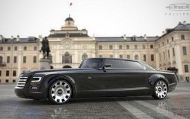 ZIL Limo: Chiếc xe bọc thép mới của Tổng thống Nga