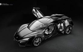 Siêu xe Lykan Hypersport sắp đi vào sản xuất