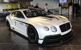 Bentley ra mắt phiên bản sản xuất Continental GT3 tại Goodwood