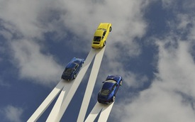 Mãn nhãn với xe trong ngày khai mạc lễ hội Goodwood 2013