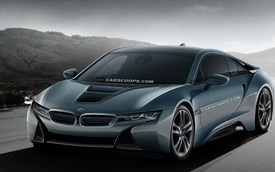 BMW mang hàng loạt xe mới đến triển lãm Frankfurt 2013