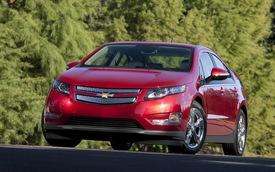 Chevrolet Volt 2014 giảm giá mạnh