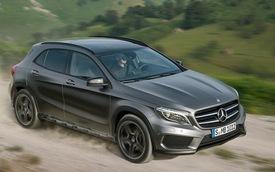 Mercedes-Benz GLA-Class: Sẵn sàng nghênh chiến Range Rover Evoque