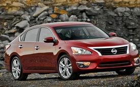 Nissan Altima 2014 có giá từ 22.650 USD