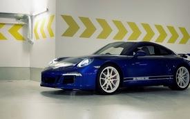 Chiếc Porsche 911 đặc biệt dành cho người hâm mộ