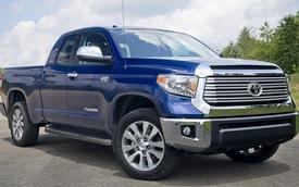 Toyota Tundra 2014 có giá từ 25.920 USD