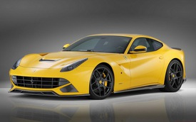Ferrari F12 Berlinetta độ vàng chóe của Novitec Rosso