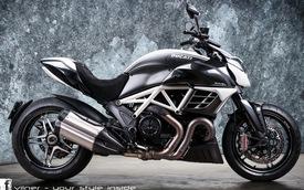 Ducati Diavel AMG độ độc nhất của Vilner