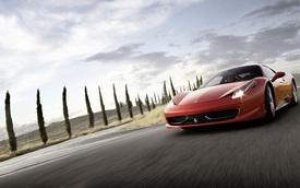 Top 10 xe có giá thuê cao nhất trên thị trường