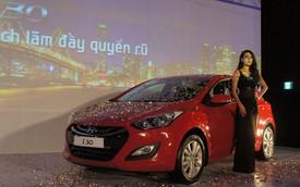 Hyundai i30 2013 giá từ 758 triệu đồng
