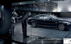 Hết đường, các hãng xe dùng quảng cáo như quân bài cuối