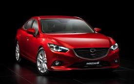 Mazda 6 2014 đã có mặt tại Việt Nam