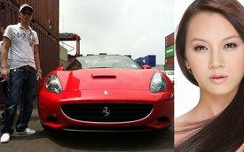 Chồng sắp cưới của siêu mẫu Ngọc Thạch là đại gia chơi siêu xe