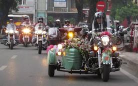 Hàng độc Indian Chief Vintage 2012 làm xe dâu