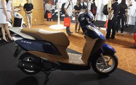Xe máy Việt xuất khẩu sang Nhật Bản