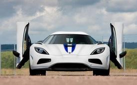 Những siêu xe nhanh nhất thế giới