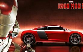 Những siêu phẩm Audi trong Iron man 3