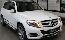 Mercedes-Benz GLK 220 CDI động cơ dầu về Việt Nam giá hơn 1,5 tỉ