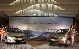 Hyundai Elantra mới về Việt Nam giá từ 699 triệu