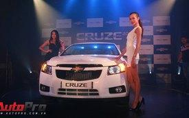 Chevrolet Cruze 2013 có gì khác biệt?