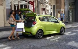 Spark LT 2013 số sàn: thêm ABS, tăng giá 9 triệu đồng